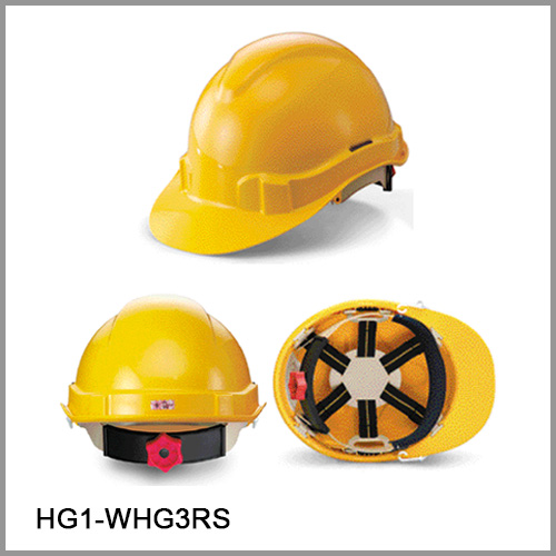 SAFETY HELMET HG1-WHG3RS PROGUARD STEALTH LOCK (ADVANTAGE 1)
